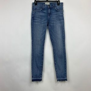Current Elliot  Size 25 Jeans Blue The Stiletto